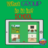 What Group Is It In? School
