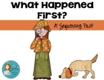 What Happened First? A Sequencing Pack