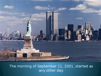 What Happened On September 11th? PowerPoint SlideShow