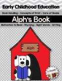 Alph's Book {Care of Books}