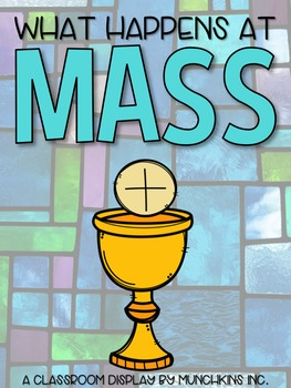 What Happens At Mass? A Classroom Display for the Catholic