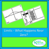 Limits - What Happens as X Approaches Zero?