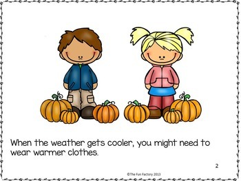 Fall  Math and Literacy Centers PK K ~ 2 Weeks