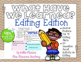 What Have We Learned? Editing Scoot Activity with Anchor Charts