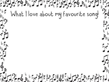 What I Love About Singing!