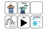 What I Wear in Winter
