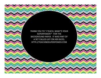 What I Wish My Teacher Knew...