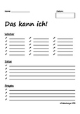 What I already know in German!