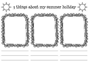 What I did over summer...