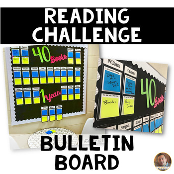 What I'm Reading Interactive Bulletin Board for Grades 2-6
