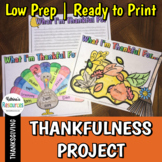 What I'm Thankful For Projects with 3 Different Options -