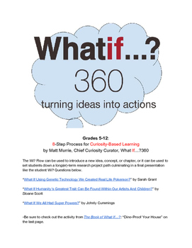 What If...?360 Introduction to Curiosity-Based Learning