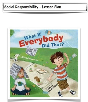What If Everybody Did That? - Lesson Plan