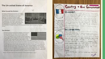 Changing History Extension Activity (Constitution & The AOC/Adaptable)