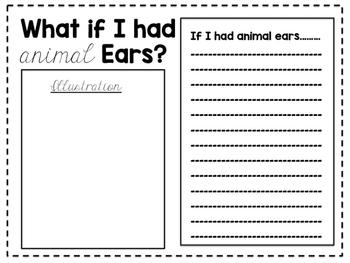 What If I Had Animal Ears?