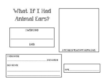 What If I Had Animal Ears