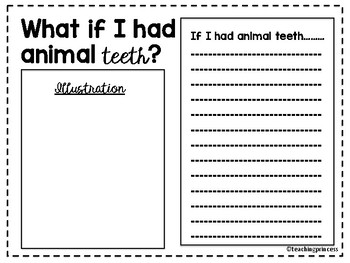 What If I Had Animal Teeth?