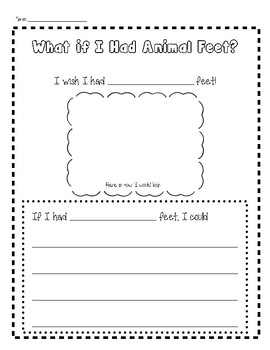 What If I Had Animal Teeth, Hair, or Feet? Animal Adaptations