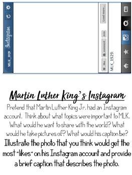 What If Martin Luther King Had Instagram?