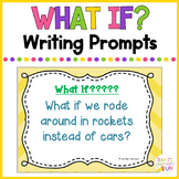 What If? Writing Prompt Cards