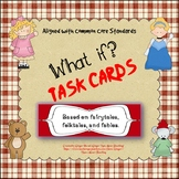 What If Task Cards