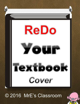 What If YOU Could ReDo The Texbook Cover?