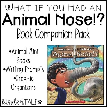 What If You Had An Animal Nose Pack