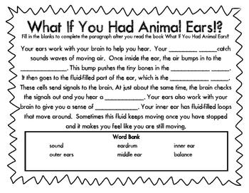 What If You Had Animal Ears?