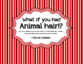 What If You Had Animal Hair