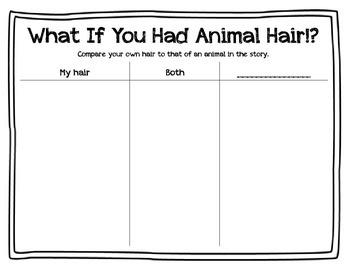What If You Had Animal Hair