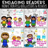 What If You Had Animal Series Engaging Readers Bundle