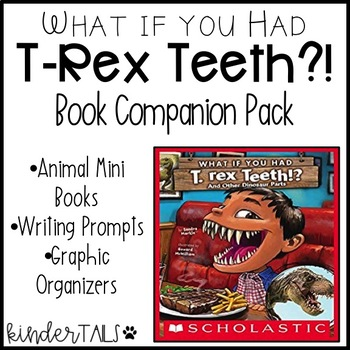 Rex Teeth? What If You Had T