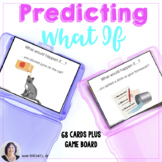 What If Game for Making Predictions About What Would Happen