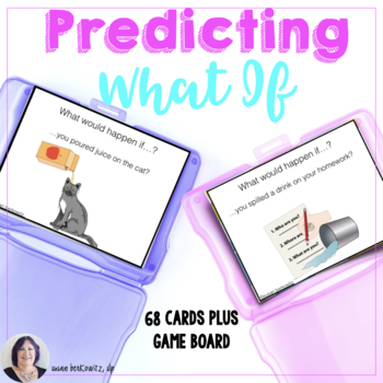What If - a Game for Making Predictions About What Would H