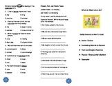 What Illustrators Do? Comprehension Tri-fold: Journeys Gra