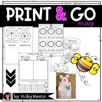 May Print Go Teach