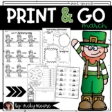 March Print Go Teach