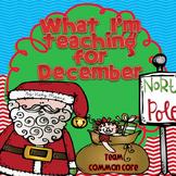 December Print Go Teach