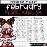 February Print Go Teach