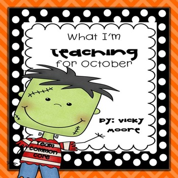 October Print Go Teach
