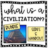 What Is A Civilization? Bundle