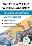 Greek Mythology: What Is A Myth? - Writing Lesson