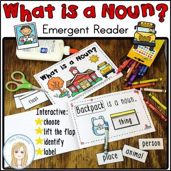 What Is A Noun? Emergent Reader