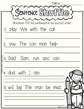 What Is A Pal? - Journeys First Grade Print and Go
