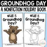 What Is Groundhog Day?  {A Holiday Reader for Primary Students}