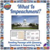 What Is Impeachment Boom Cards™ (Distance Learning)