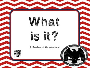 What Is It? Government with QR Codes