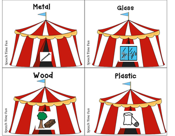 What Is It Made Of Circus