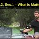 What Is Matter - Mass vs. Weight