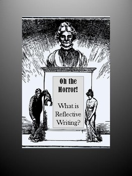 What Is Reflective Writing? Scary Story Edition